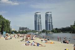 Пляжи Киев
