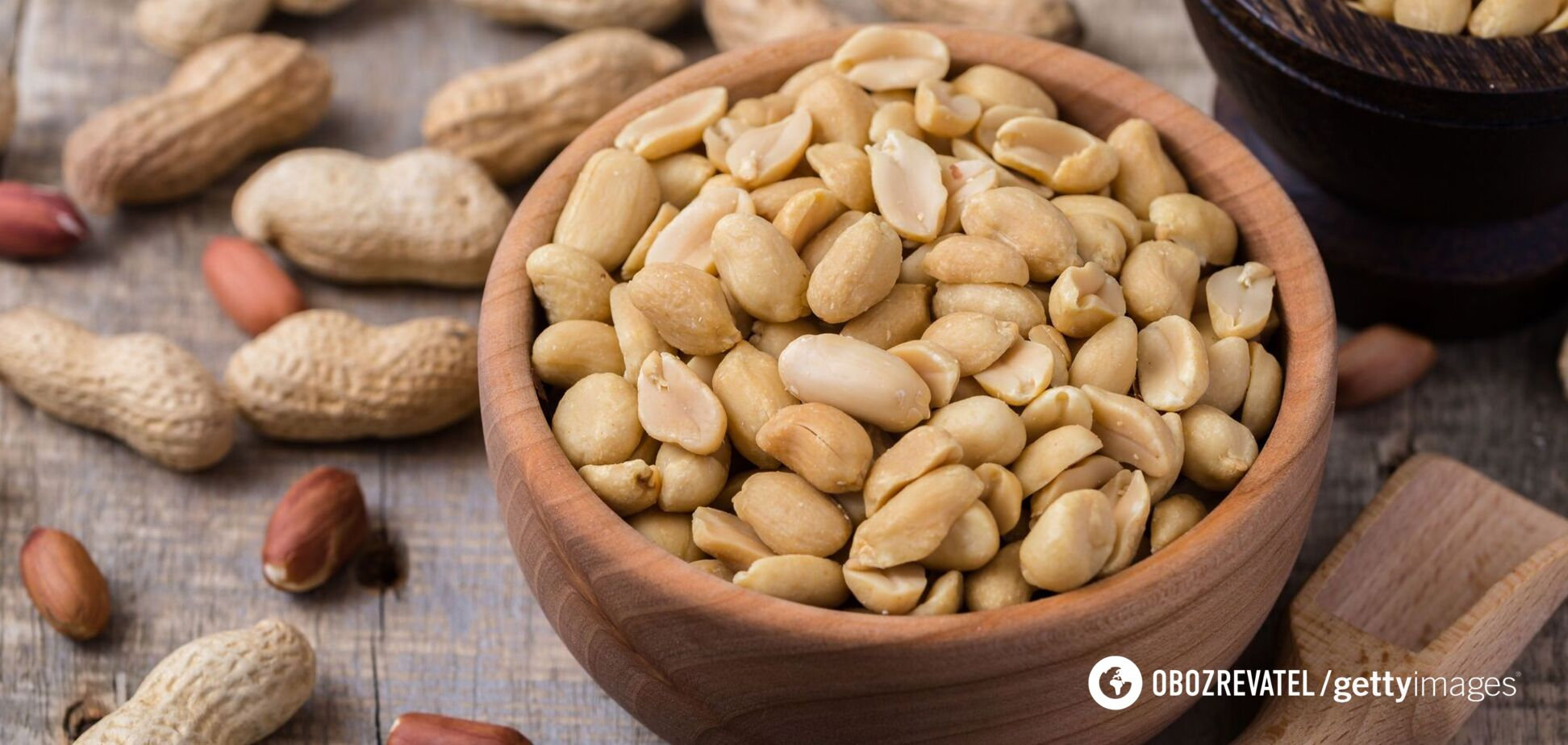 Благодаря магнию арахис способствует укреплению костей