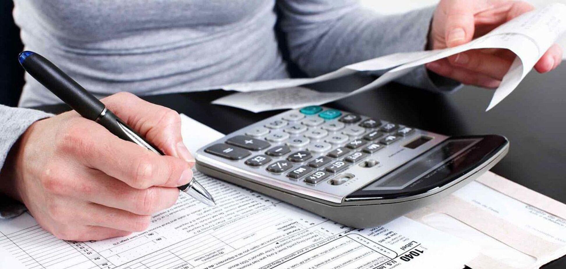 Украинские компании обвинили в схемах с налогами