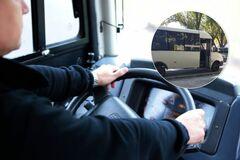 У Дніпрі маршрутник 'прокатав' затиснутого дверима пасажира з інвалідністю. Фото