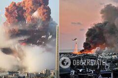 Могли вибухнути 2700 тонн селітри