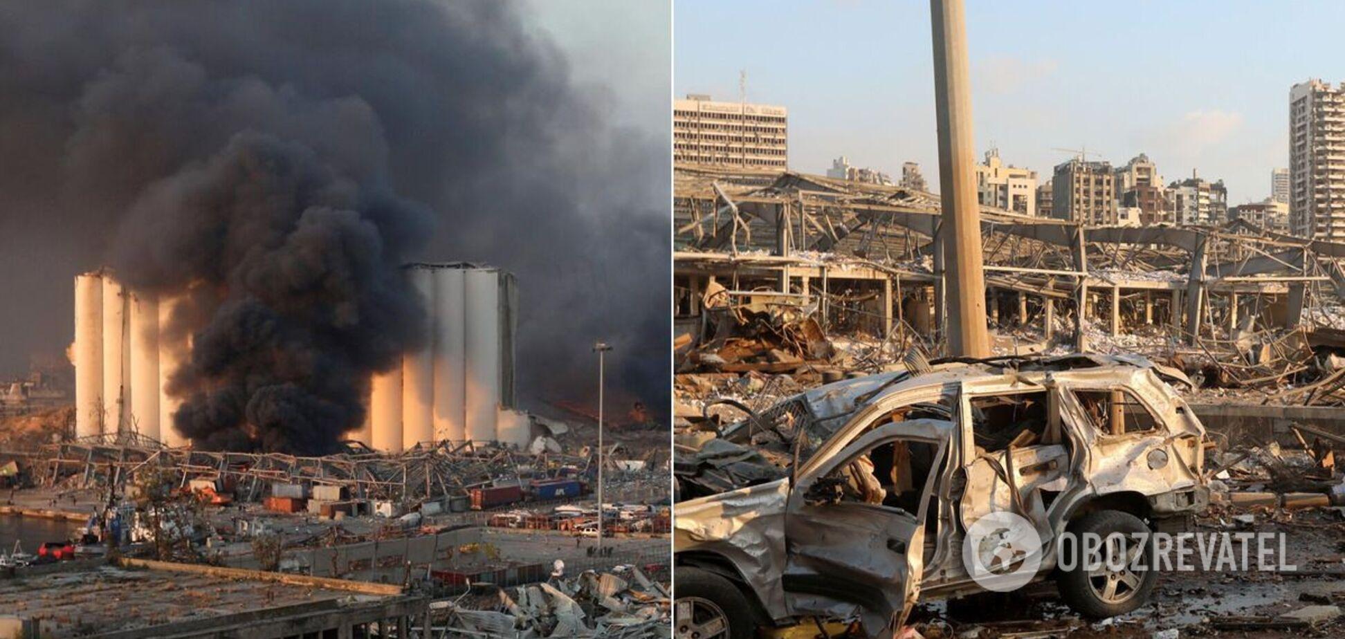 В Бейруте назвали колоссальную сумму ущерба от взрыва: ситуация катастрофична