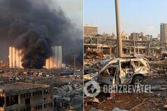 У Бейруті назвали колосальну суму збитку від вибуху: ситуація катастрофічна