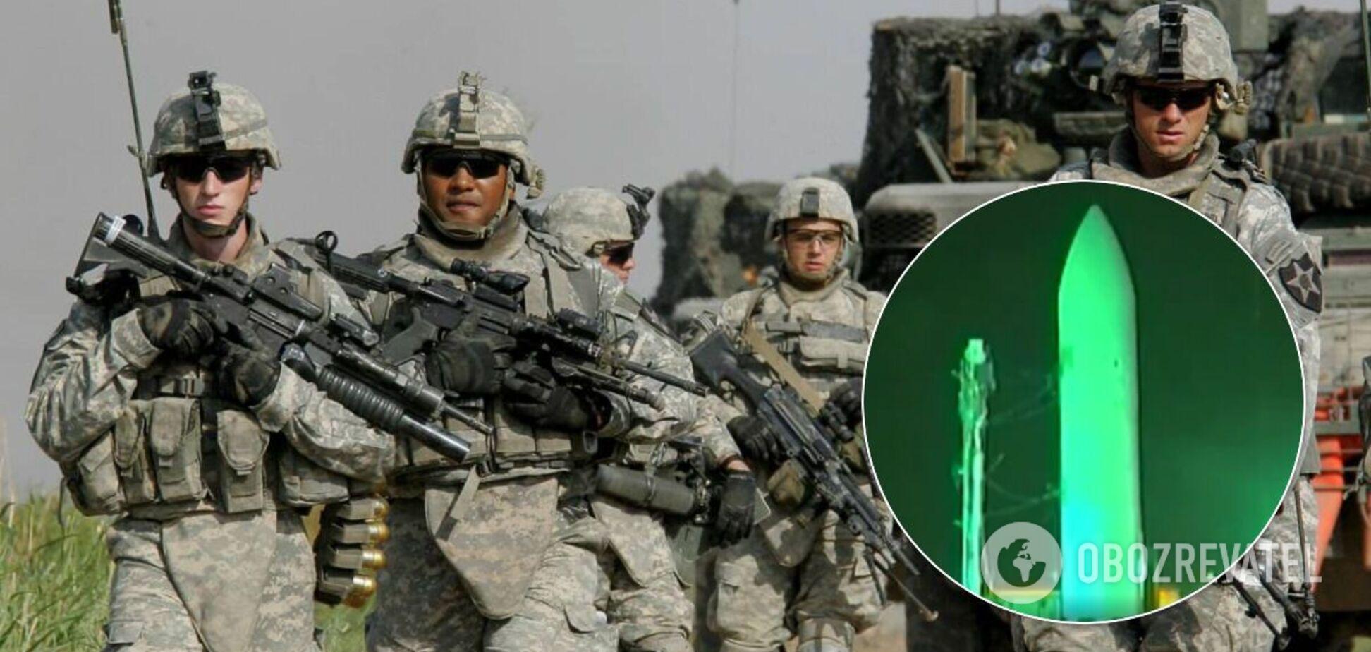 Армия США показала удар мощной гиперзвуковой ракетой C-HGB. Видео