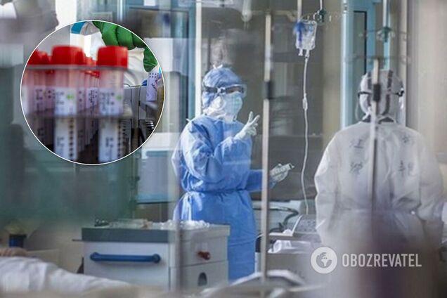 Эпидемия COVID-19 нанесет удар по Украине: количество больных приблизится к 1700 в сутки. Прогноз НАН
