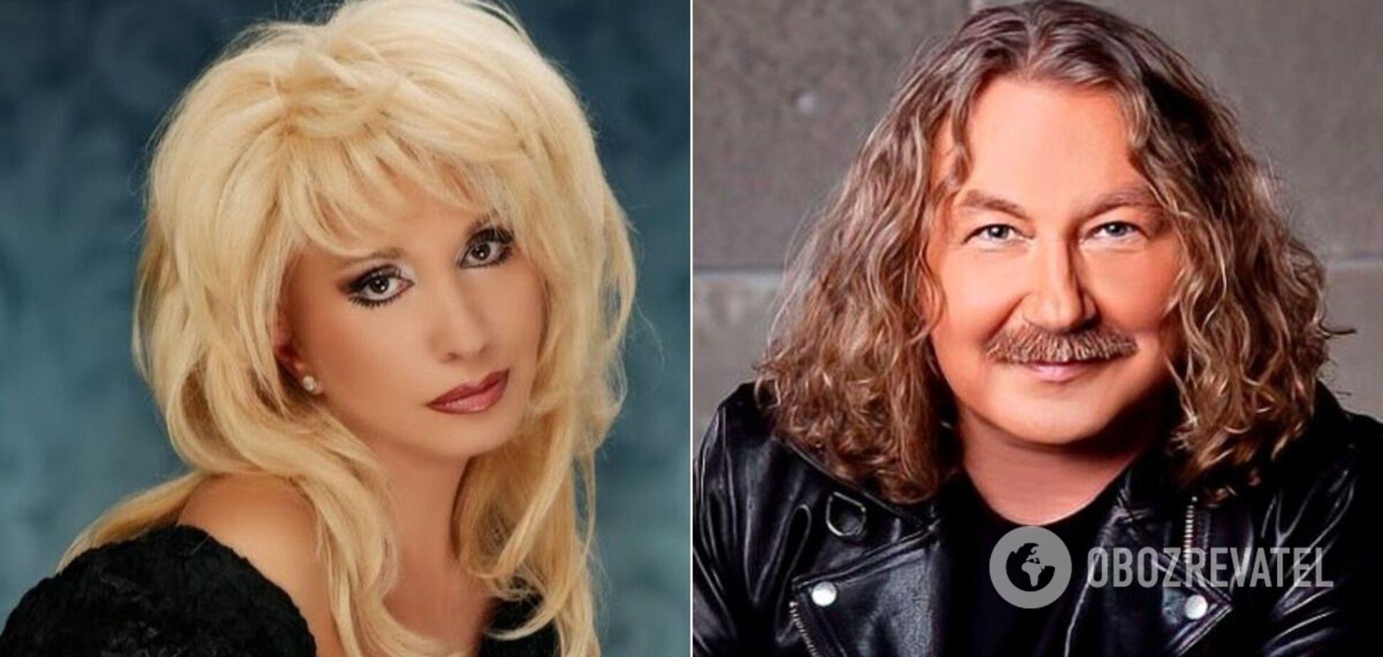 У мережі показали рідкісне фото молодих Аллегрової та Ніколаєва