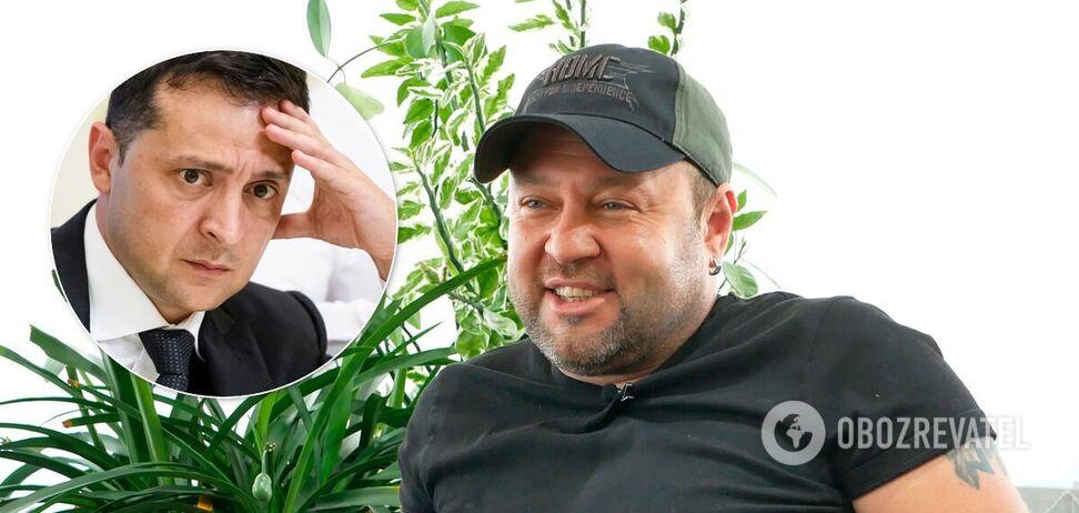 Олександр Пікалов розповів про політику і Зеленський