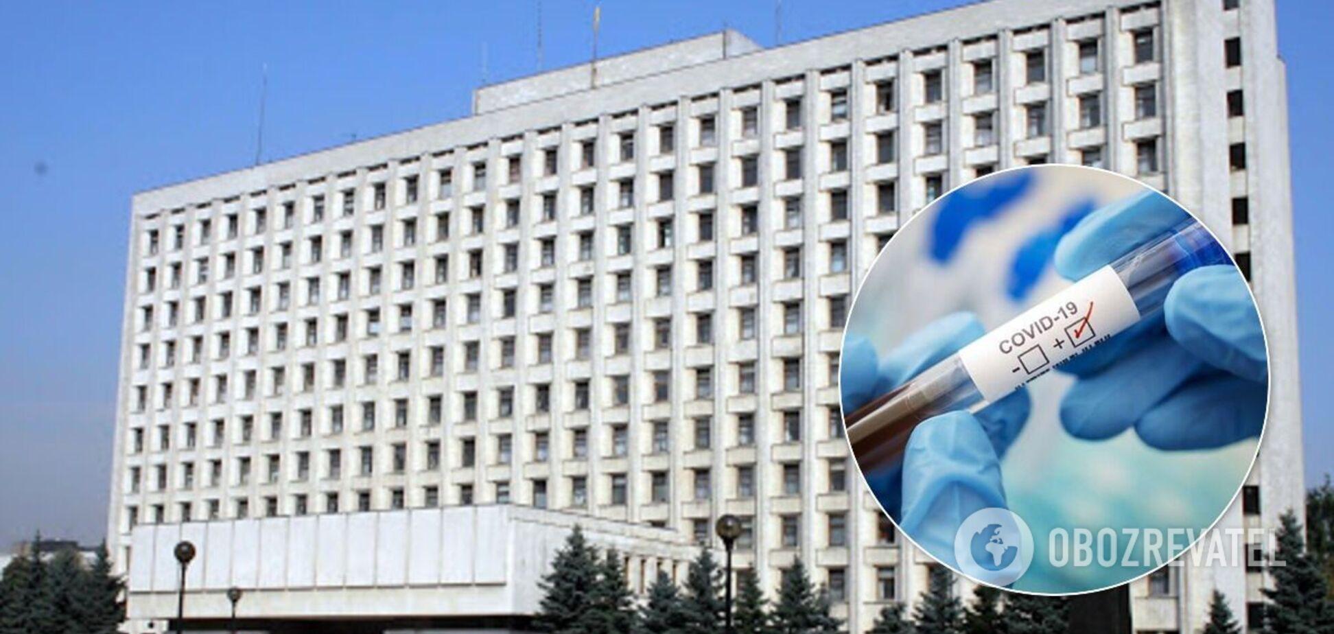 У двух заместителей главы Киевской ОГА обнаружили коронавирус