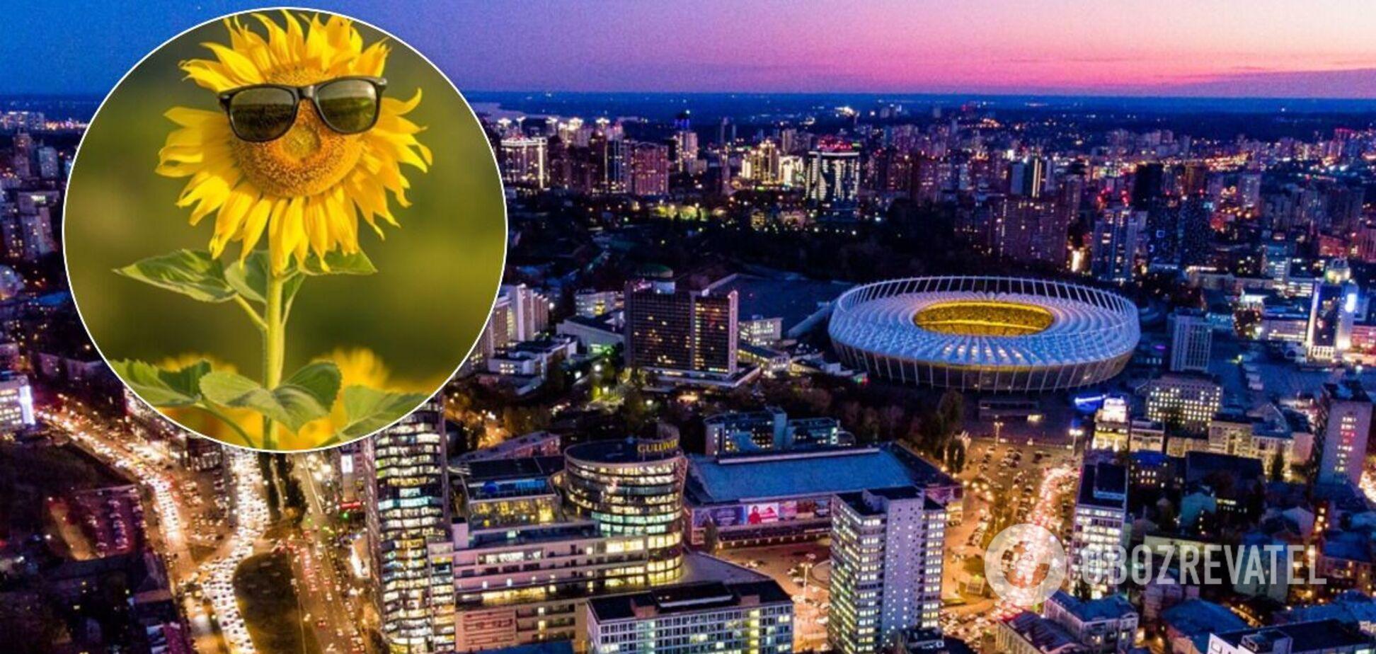 В Киеве будет жаркая и сухая погода. Иллюстрация