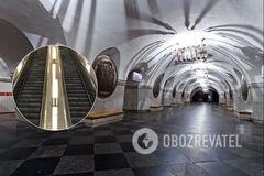 В Киеве из-за ремонта ограничат вход на центральную станцию метро