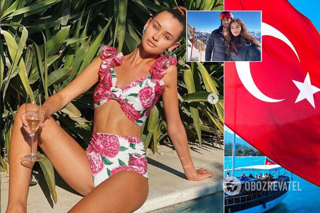 Побиття української моделі в Туреччині обросло різними версіями. Подробиці скандалу