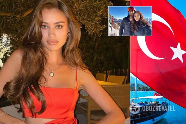 Избиение украинской модели в Турции обросло разными версиями. Подробности скандала