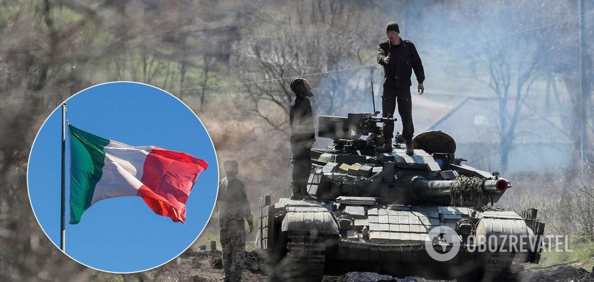 На стороні терористів на Донбасі воювали громадяни Італії