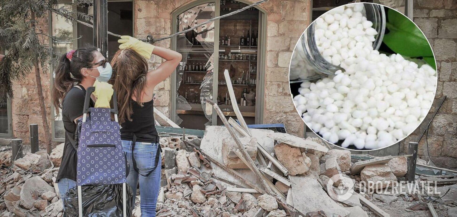 В результате взрыва в Бейруте погибли более 100 человек, тысячи ранены