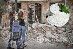 аміачна селітра вибух в Бейруті