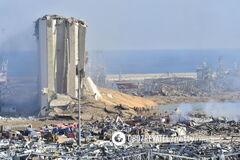 Взрыв в Бейруте: в РФ подтвердили возможную причастность российского судна к ЧП
