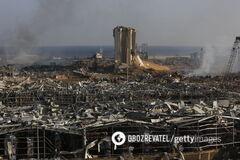 Опубліковано список постраждалих під час вибуху в Бейруті