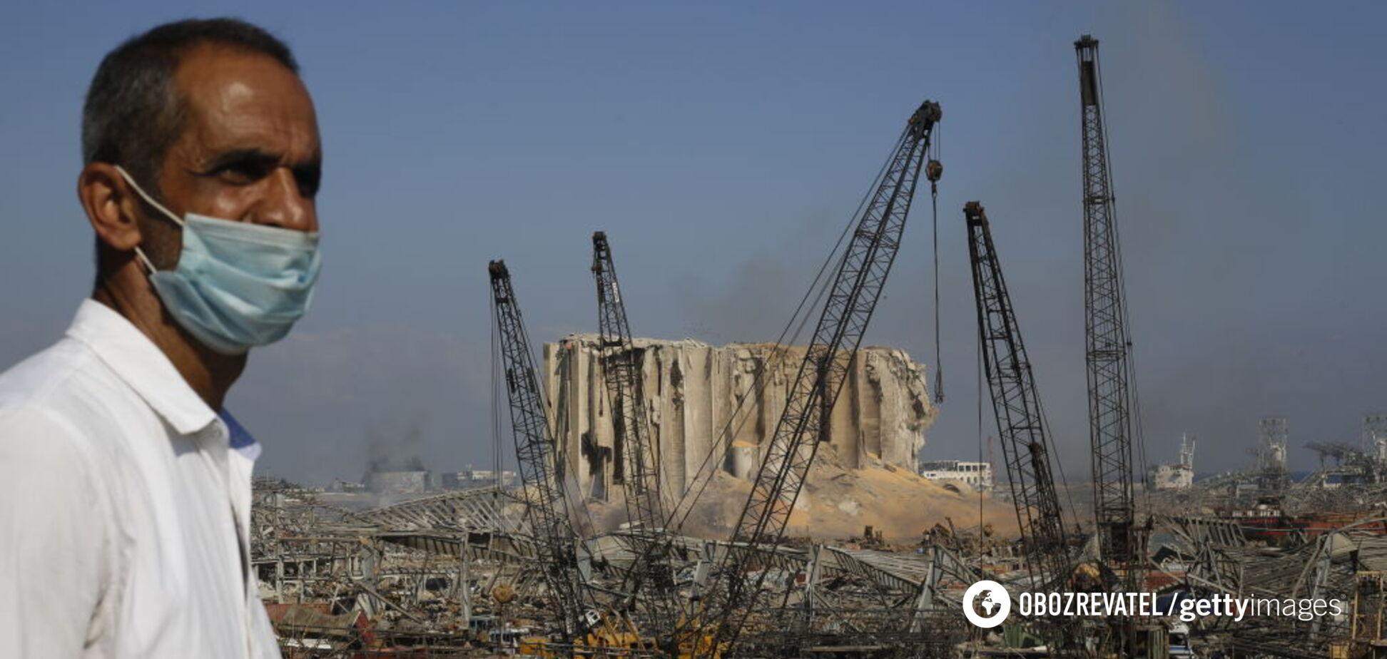 Как выглядит Бейрут после разрушительного взрыва. Фоторепортаж