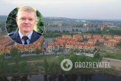 Журналисты нашли у главного киберполицейского незадекларированный дом за 7,5 млн гривен