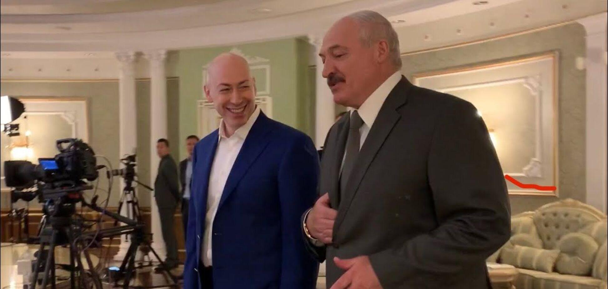 Гордон заявив, що Лукашенко готовий боротися з Росією. Фото gordonua.com