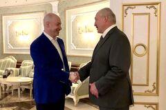 Лукашенко дал интервью Гордону