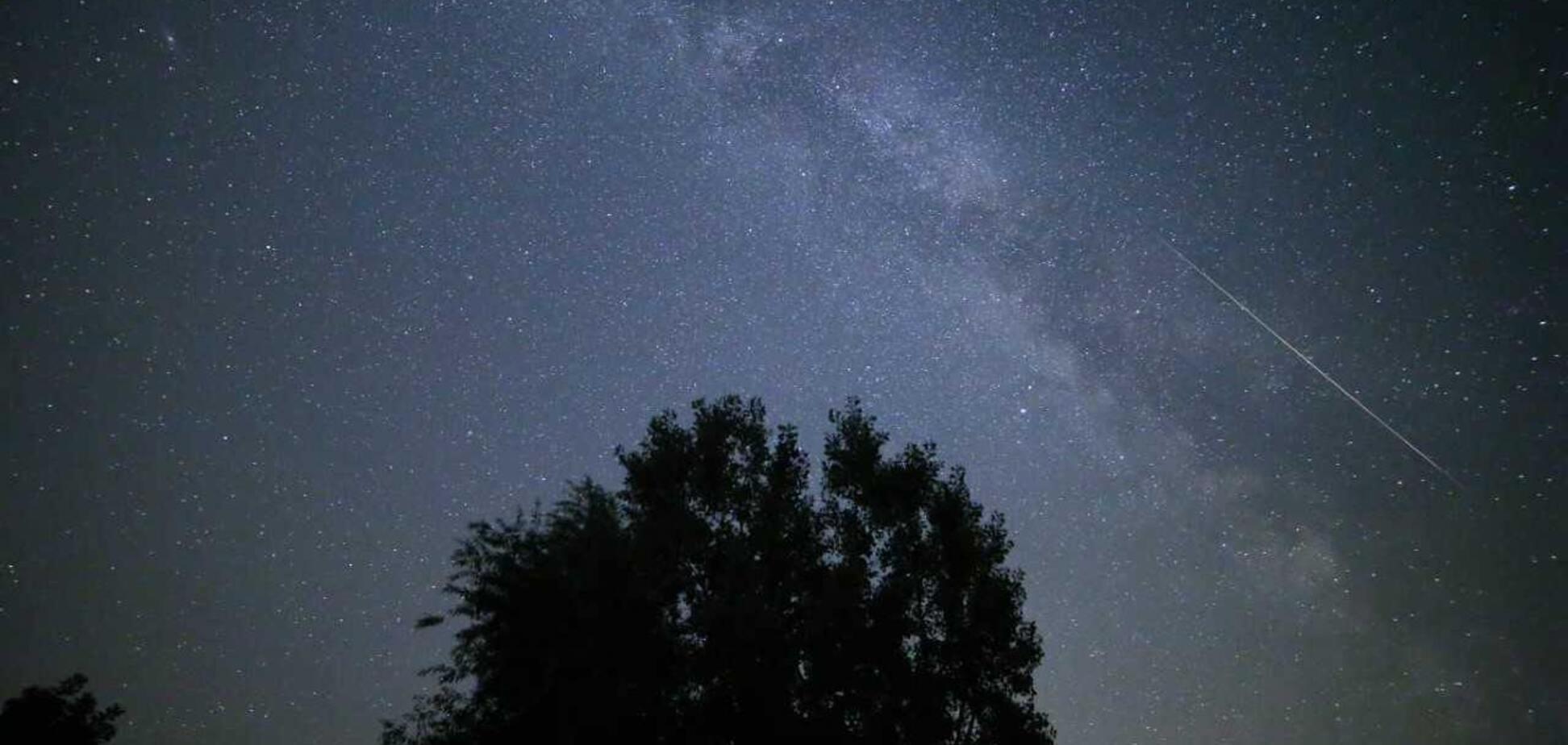 З 17 липня по 24 серпня в небі триває зорепад Персеїди