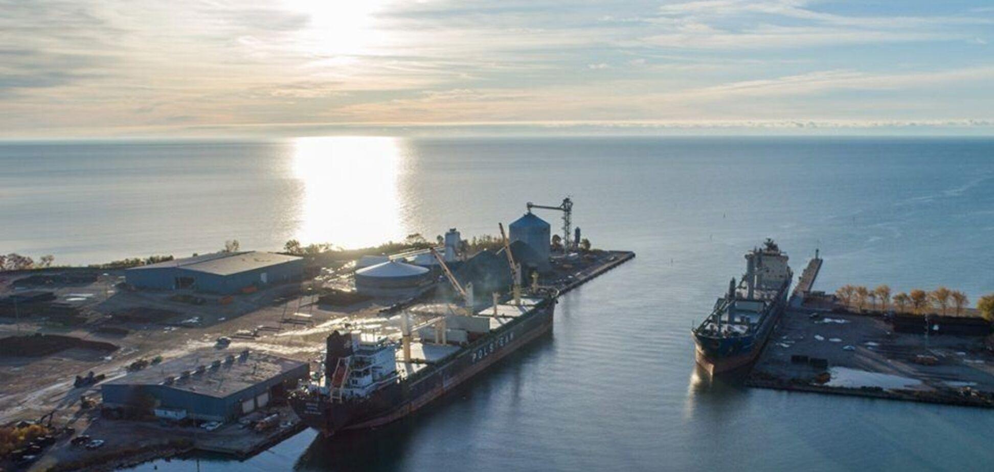 Государственная ОГХК отправила продукцию в Крым, – 'Миротворец'