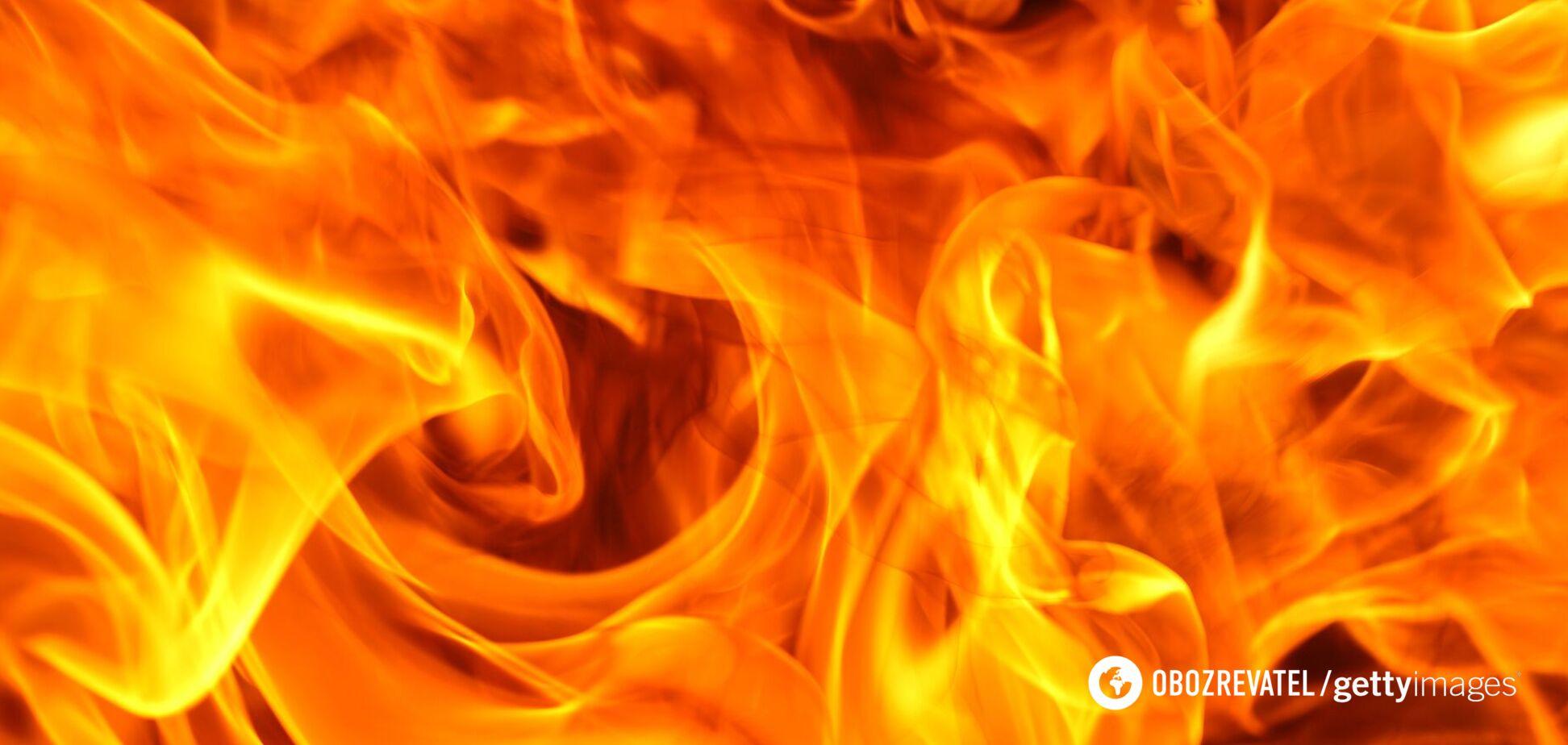 На Черниговщине мужчина покончил с собой, совершив самосожжение