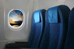 Названы самые грязные места всалоне самолета