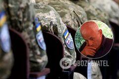 У Кропивницькому ветерани змусили чоловіка попросити вибачення за слова про громадянську війну на Донбасі