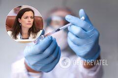Экс-глава Минздрава рассказала, кого в Украине вакцинируют от COVID-19 в первую очередь