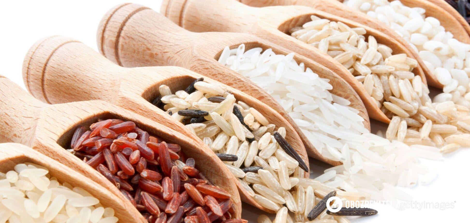 Червоний рис має інтенсивний солодкий смак