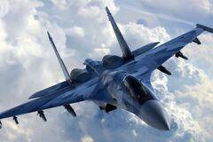 Россия подняла в небо истребитель для перехвата самолетов-разведчиков США
