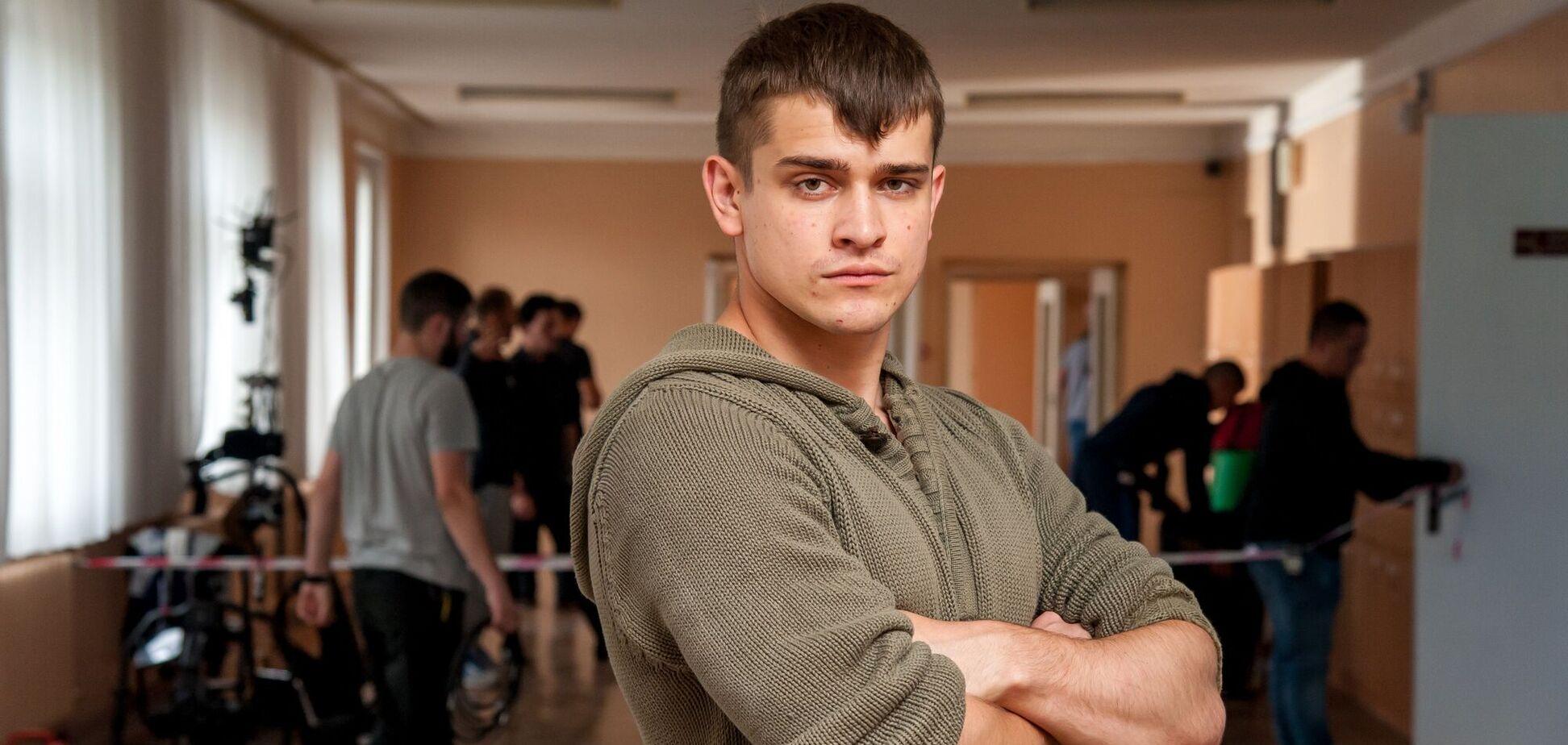 Максим Девізоров схуд на 10 кг заради ролі в другому сезоні серіалу 'Перші ластівки'