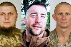 Владимир Зеленский посмертно наградил погибших воинов ВСУ