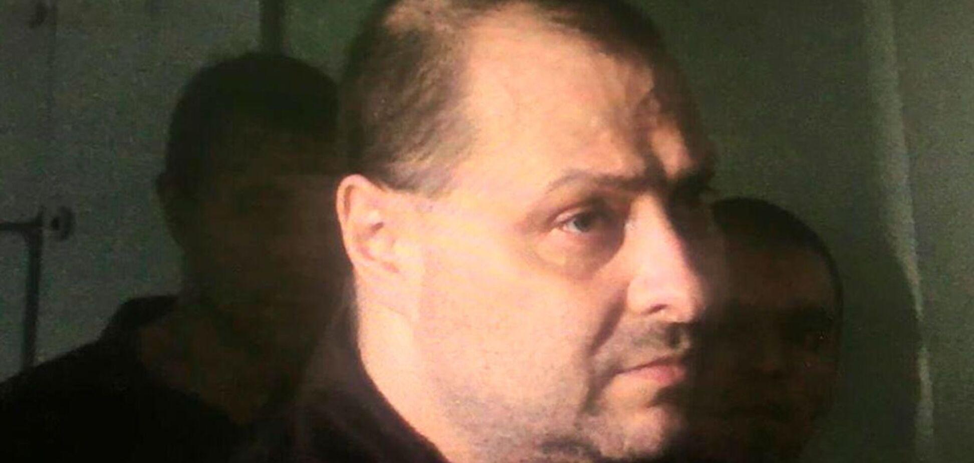 Главарь банды Желтых хризантем Сергей Балихин