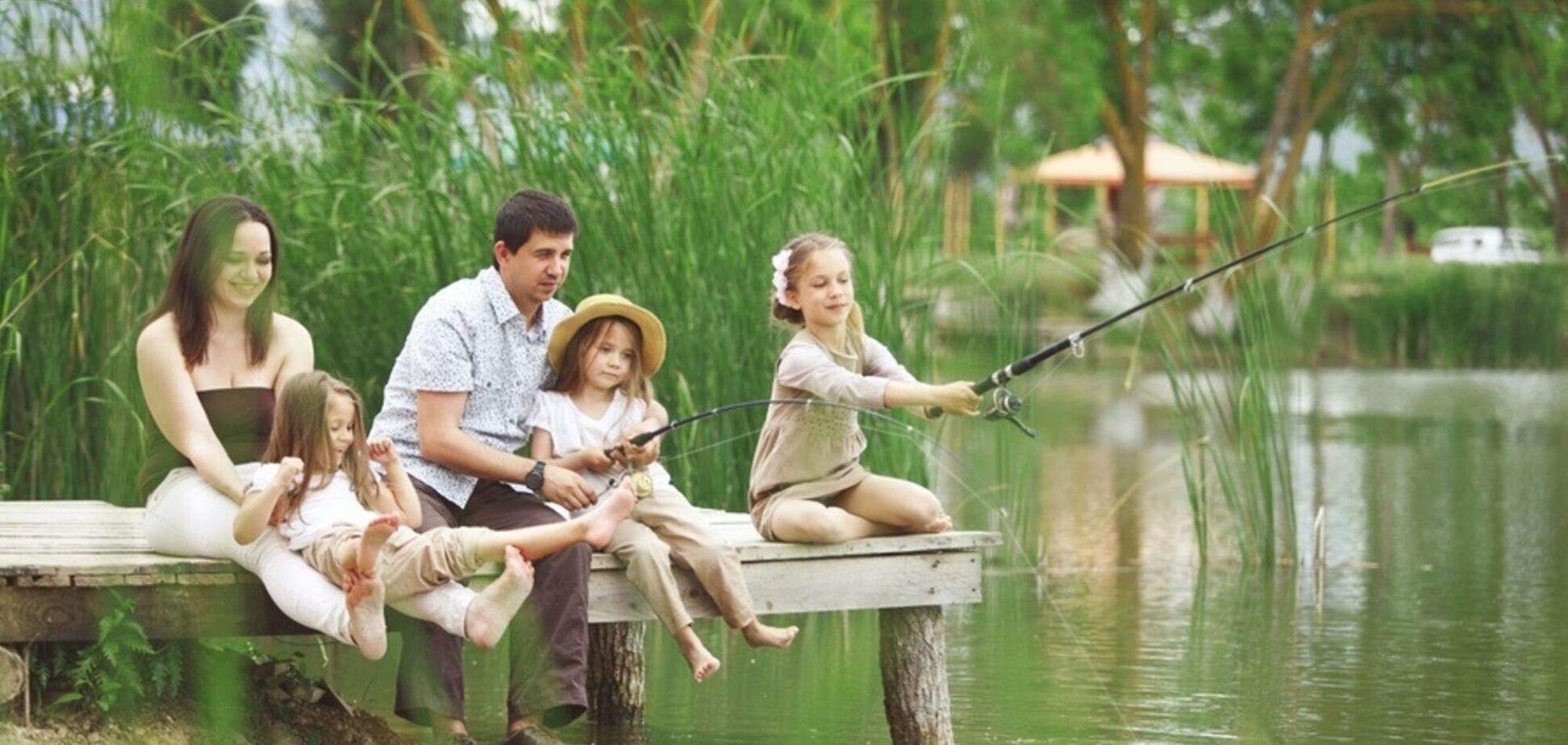 Отдых у реки: ТОП мест в Днепре и области, где можно расслабиться