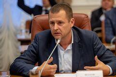 Борис Филатов вручил награды днепровским хоккеистам