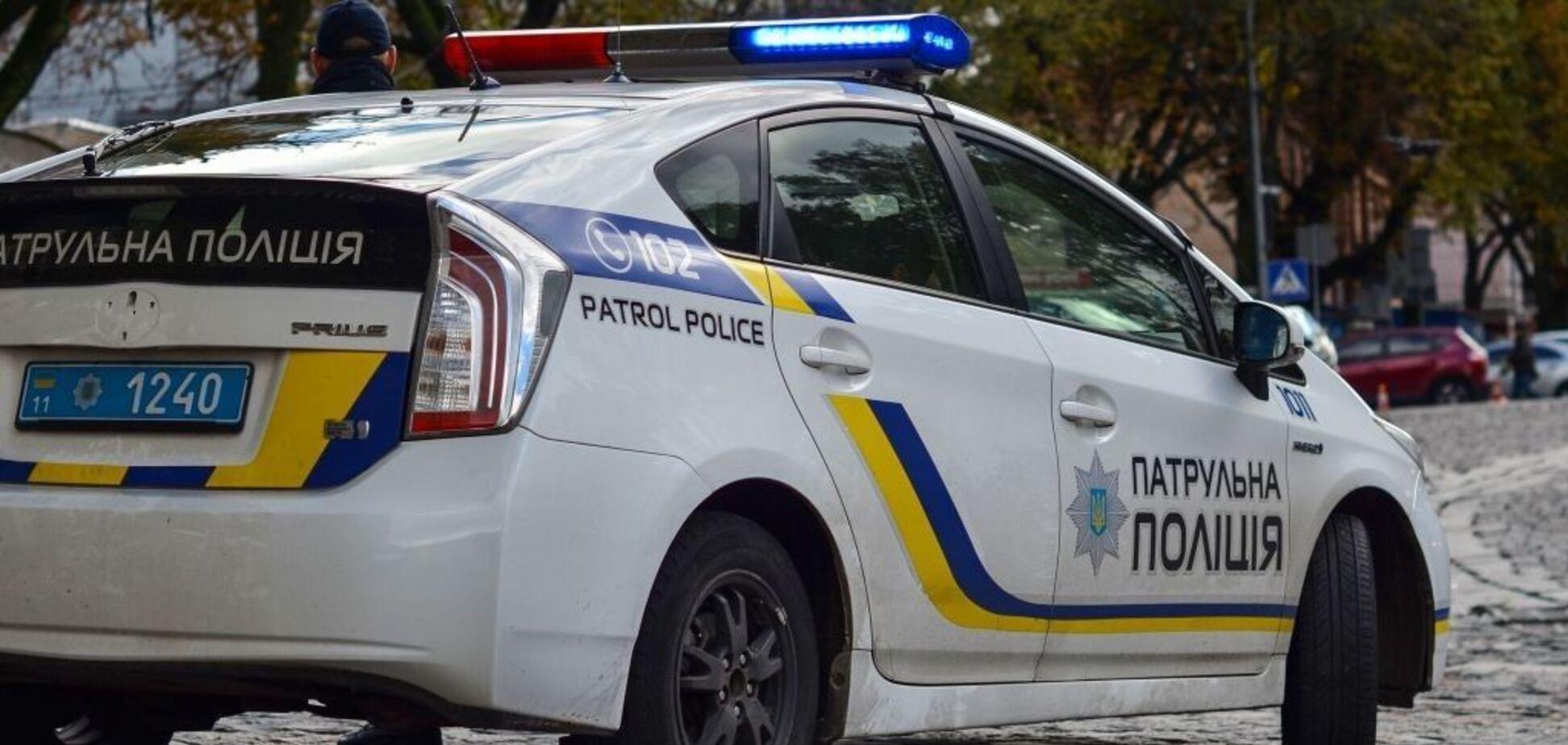 У Києві жінку запідозрили в нападі на поліціянтку. Ілюстрація