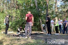 В Киеве расчленили мужчину