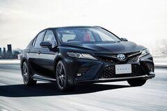 Toyota показала новую Camry. Фото: drom.ru