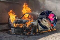Антифриз может послужить причиной воспламенения автомобиля