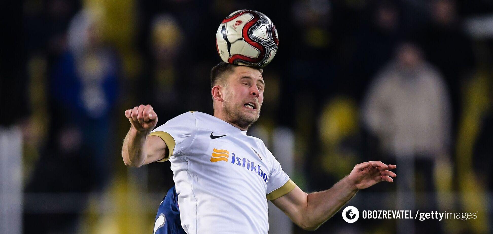 ''Кайсериспор'' попросил Артема Кравца найти новый клуб