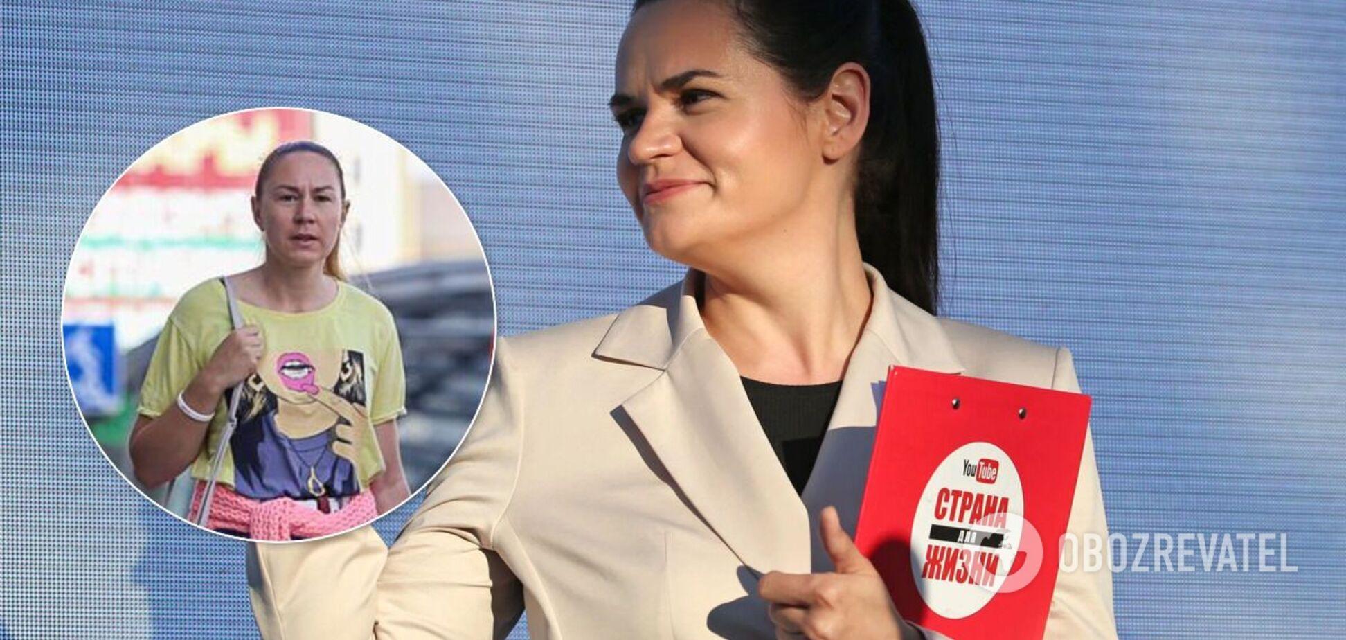 Начштаба Тихановской Марию Мороз задержали в Минске