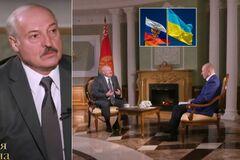 Інтерв'ю Лукашенка Гордону