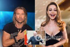 Украинские звезды выступят в Беларуси в день перед выборами