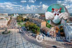 У Києві – новий 'коронавірусний' антирекорд серпня