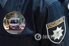 В Киеве из окна больницы выпал мужчина