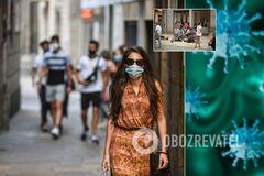Європу накрила друга хвиля коронавірусу, кордони знову закривають