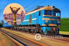 На регіональні потяги до та з Києва продаватимуть 100% квитків. Ілюстрація